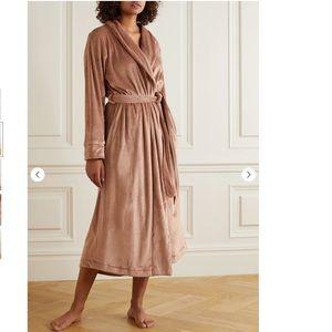 SKIMS Velour Women's Long Robe